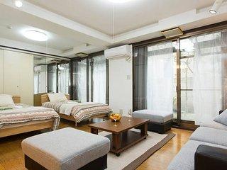 ★5min to SHIBUYA Clean Room w/ a Cozy Garden, Meguro