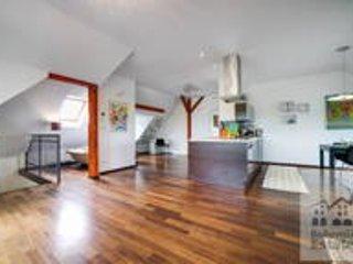 Nosislav Attic Apartment