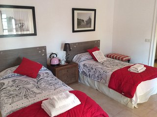 B&B LOS ALAMOS SUITE DOBLE  ALBERTINA