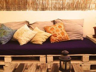 apartamento terraza mar_el cotillo