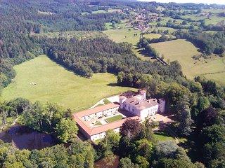 gîte du château de Fougères