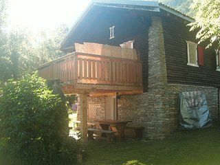 Chalet Balthi, Sion