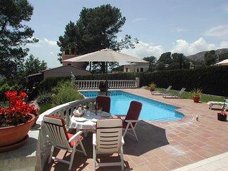 Torre Vella 16 villa con piscina privada