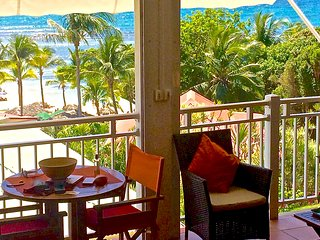 Beautiful Apartment with Beach & Lagoon View 712