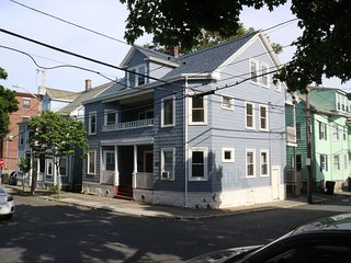 Beautifully renovated first floor 3-4BR!