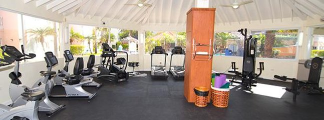 Each guest receives free gym access for your entire stay.