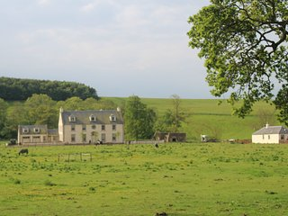 Nr KELSO - Quality Rural Luxury - Dogs Welcome - Beautiful walks on doorstep