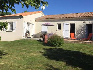Holiday Cottage, La Chaize-Giraud, Vendée