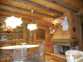 bel appartement à megeve, Sallanches