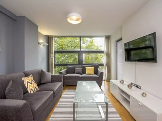 Modern Apt. Walking Distance to All Attractions, Liverpool