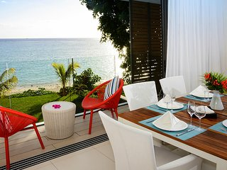 Coho 2BR Beachfront Apartment in Flic-en-Flac