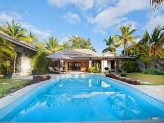 WOL 3BR Wolmar beach Villa, Flic en Flac