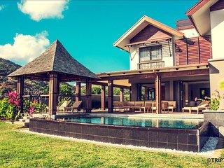 BAHO 5BR La Balise Villa, Tamarin
