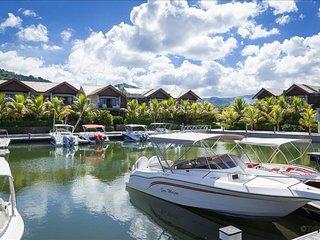 BAHO 3BR La Balise - Marina Duplex/Quay, Tamarin
