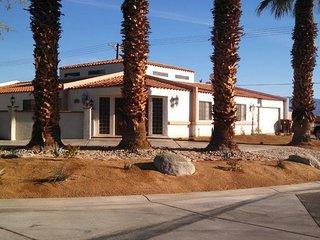 Beautiful Spanish Style Palm Desert Home