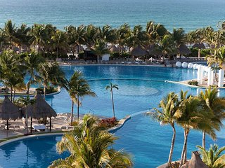Affordable Luxurious Resort 3 Bdrm Suite in Riviera Maya - Playa del Carmen, Playa Maroma