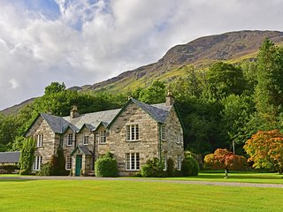 Chesthill House and Estate, Glen Lyon, Perthshire