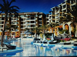 One bedroom suite at Casa Dorada on Medano Beach, Cabo San Lucas