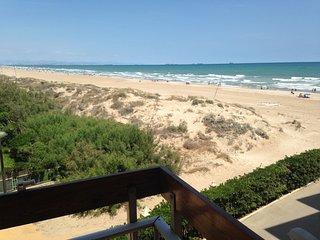 Apartamento en primera línea de playa, Valencia