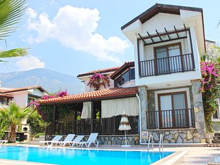 Luxury villa for a great holiday in Oludeniz