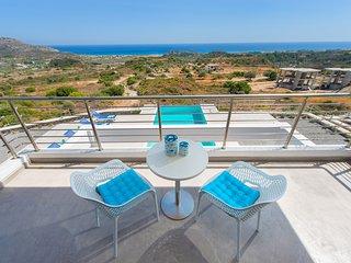 AEGEAN PEARL Sea View Villa, Afandou