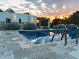 Trullo Giglio, Classic Collection, with pool in Apulia | Rarovillas, Carovigno