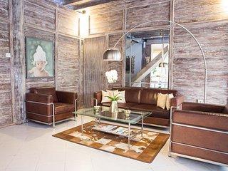 Wonderland, 2 Bedroom designer Villa, central Seminyak