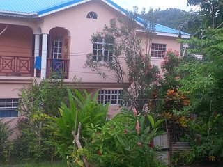 Corner House Apartment, Castries