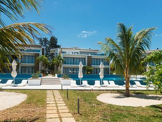 3 Bedrooms Luxury Ocean View Apartment at Cap Ouest in Flic en Flac