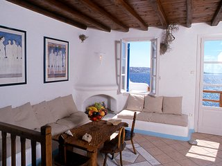 Mykonos Agios Stefanos Beachfront Home Sleeps 7