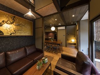 Elegant &Traditional, located in Historical GION