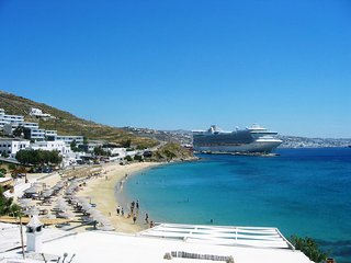 MYKONOS Ag. Stefanos PRINCESS Beach HOUSE Sleeps 7