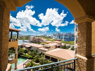 ISLAND BREEZES...a 2BR Condo located at Porto Cupecoy, St Maarten