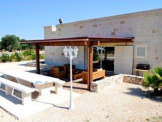 Villa Roc con piscina, San Vito dei Normanni