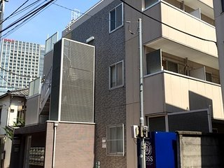 Monthly Apartment Tokyo 22 Type B [ 1st floor, 20sqm]