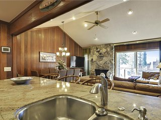 Brockway Shores Charmer *Lakefront*Near Northstar!