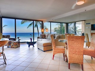 Maui Resort Rentals: The Mahana 514 - Elegantly Remodeled 5th Floor 1BR w/ Stunn