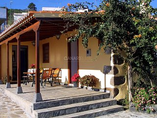 Charming Country house Puntallana, La Palma