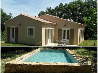 Maison avec piscine privée proximité village, Piolenc