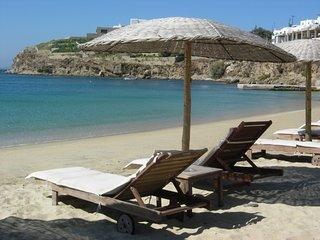 Mykonos Agios Stefanos Beach