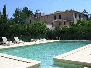South France apartments with pools sleeps 4