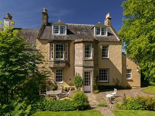 Edinburgh Fernielaw house bed and breakfast