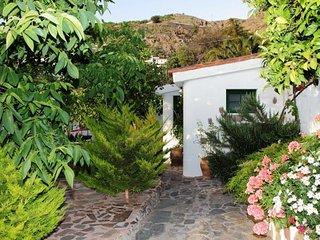 Casa emblematica Santana Segura Tejeda, Canarias