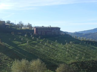 Luxury Tuscan Farmhouse Rental, Bagni di Lucca