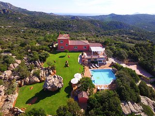 Luxurious Villa With Swimming Pool - Porto Cervo