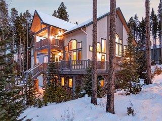 Boulder Ski Retreat - Private Home, Breckenridge