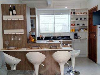 Acolhedor apartamento, comodidade  e bem-estar!