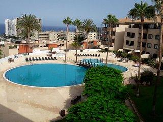 Apartamento con vistas al mar, Playa Paraiso