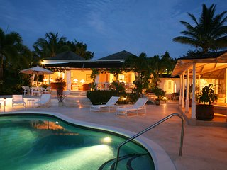 Golf Villa with Swimming Pool, Free Beach Club Access, Cook/Housekeeping