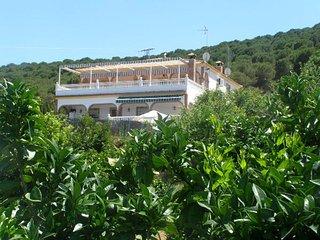 Casa Rural el Pinar en Posadas Cordoba (18 plazas)